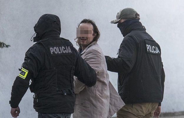 Ojciec uprowadzonej Amelki w prokuraturze