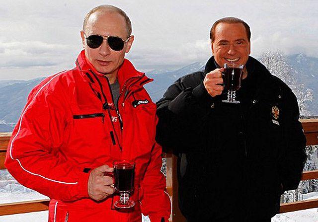 Oni kibicują działaniom Putina na Ukrainie