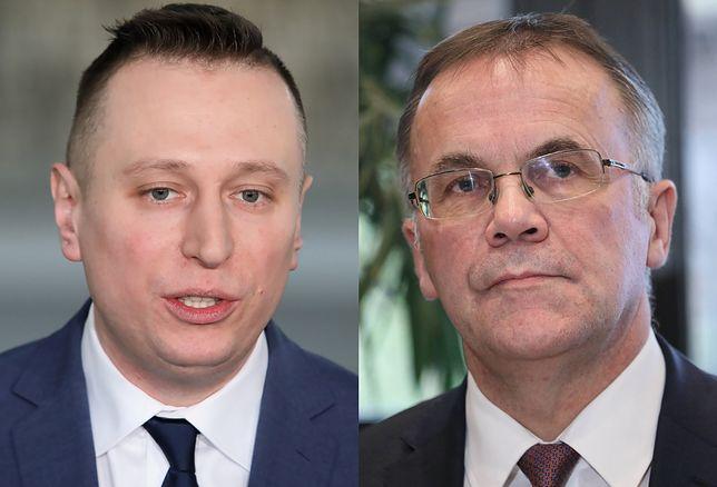 Jarosław Sellin: Rosja traktuje wrak tupolewa jak łup wojenny