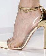 Błyszczące buty - zima 2012/2013