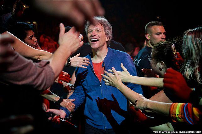 Jon Bon Jovi: Bądź częścią trasy 2019!