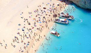 Najpiękniejsze plaże Zakynthos