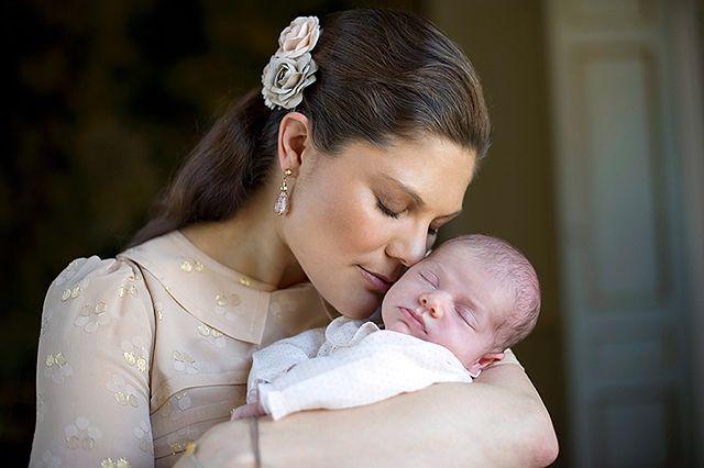 Oto przyszła królowa Szwecji - wzruszające zdjęcia