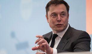"""Elon Musk pozwany. Nazwał ratownika """"pedofilem"""" i """"gwałcicielem dzieci"""""""