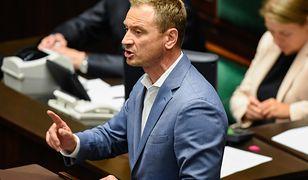 Sławomir Nitras zaprzecza oskarżeniom i skierował już sprawę do prokuratury