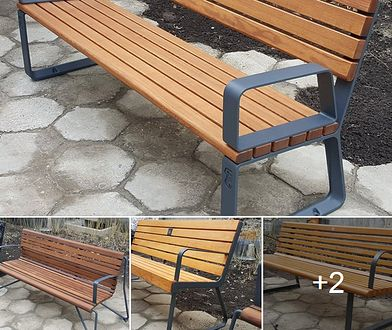 Która ławka najbardziej pasuje do Warszawy? Mieszkańcy wybierają