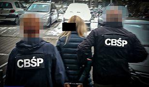 Warszawa. Akcja CBŚP. Gang złodziei samochodów rozbity. Zatrzymano 11 osób