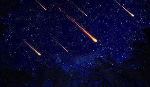 Rój meteorytów można obserwować na niebie od 6 do 10 października