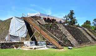 Odkrycie przyćmiło dotychczasową wiedzę o piramidzie