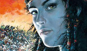 Czerwona jak Raheborg, tom 5