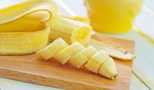 Ekspresowy patent na banany. Pokrój i wrzuć do zamrażalnika