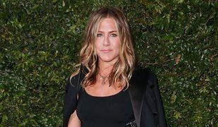 Jennifer Aniston pokazała obiad