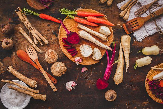 Warzywa korzeniowe najlepsze zimą