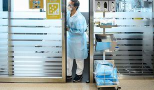 Koronawirus uderzył w Narodowe Centrum Onkologii w Krakowie. Sytuacja jest poważna