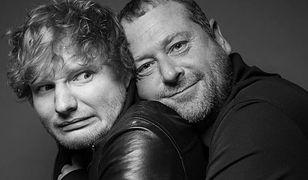 Ed i jego ochroniarz Kevin