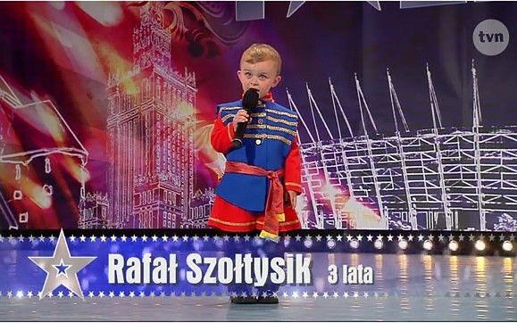 Dzieci w talent shows