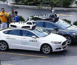 Uber jeszcze w tym miesiącu będzie wozić klientów samochodami bez kierowców