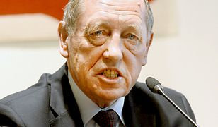 Jan Szyszko nie jest ministrem środowiska od tego roku.