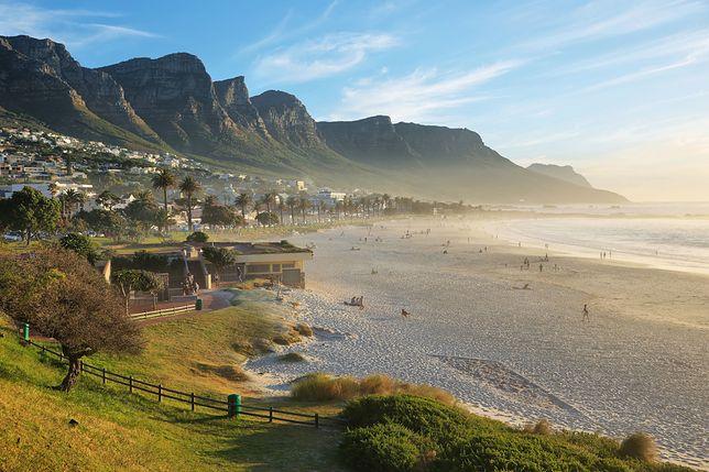 Afryka to drugi pod względem wielkości kontynent na Ziemi