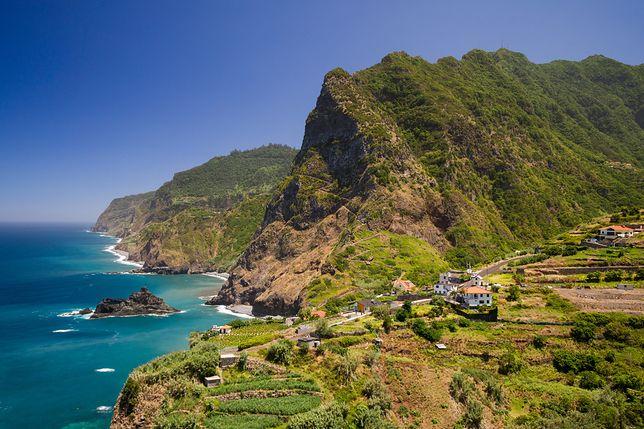 """Madera nazywana jest """"wyspą wiecznej wiosny"""""""