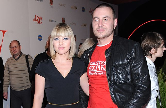 Katarzyna Bujakiewicz i Piotr Maruszewski po ponad 10 latach znajomości wzięli ślub