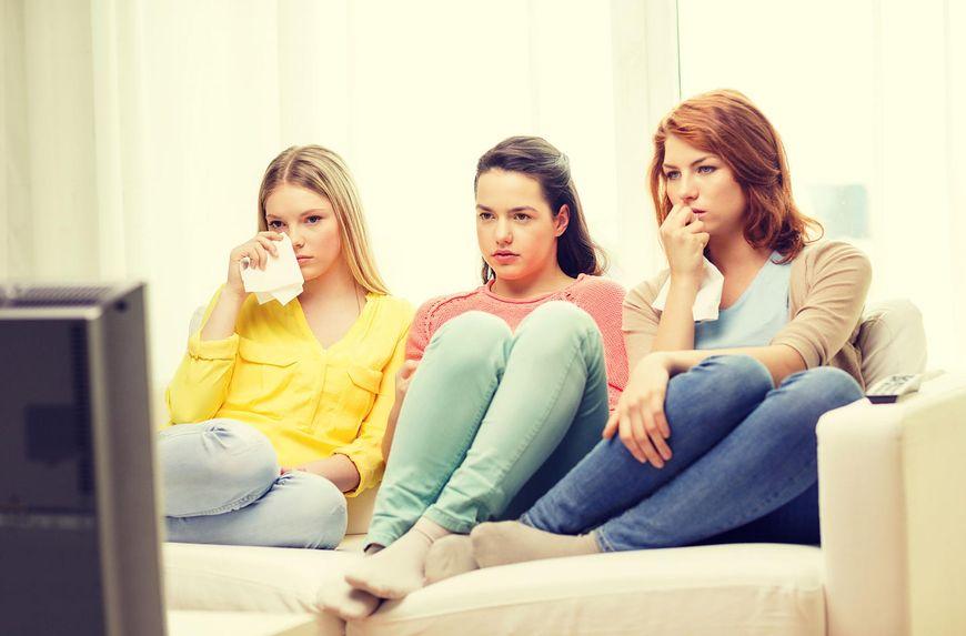 Filmy mówiące o chorobach nowotworowych to wyciskacze łez