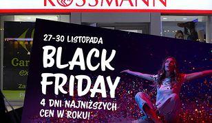 Black Friday 2020 w Rossmann. Zniżki aż do 75 proc.!