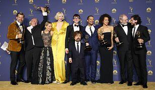 """W 2018 r. ekipa """"Gry o tron"""" zgarnęła najwięcej, bo aż 9  statuetek Emmy"""