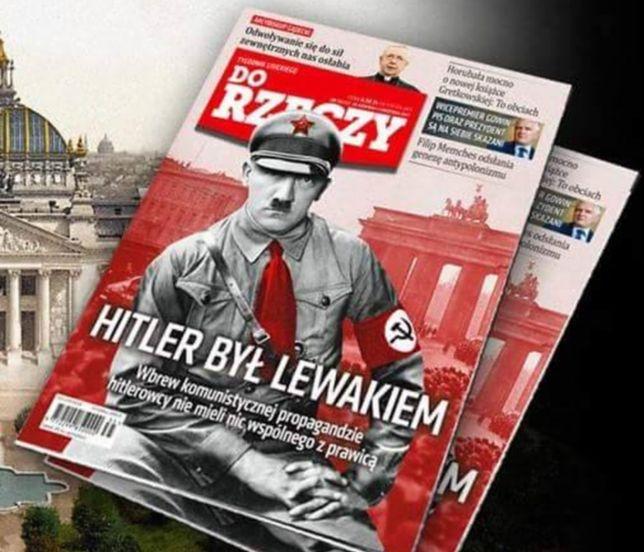 Przemysław Witkowski: Adolf Hitler wraca w wielkim stylu