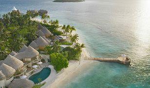 Tak wygląda rajska wyspa na Malediwach