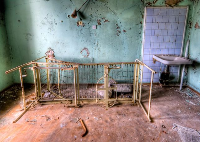 Ukraina - katastrofa w Czarnobylu