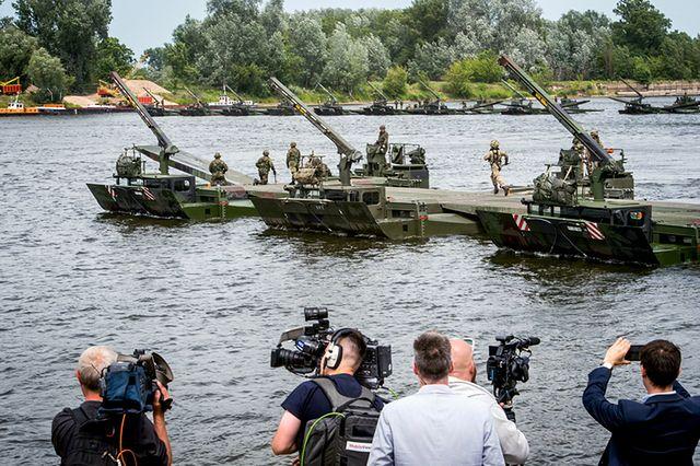 Anakonda ma pokazać zdolności mobilizacyjne NATO