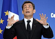 Rekordowy deficyt budżetowy Francji w 2010 roku