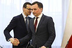 """""""Ziobro zastawia na nas pułapkę"""" kontra """"KPRM nie radzi sobie z Unią"""". Napięcie przed posiedzeniem PE"""