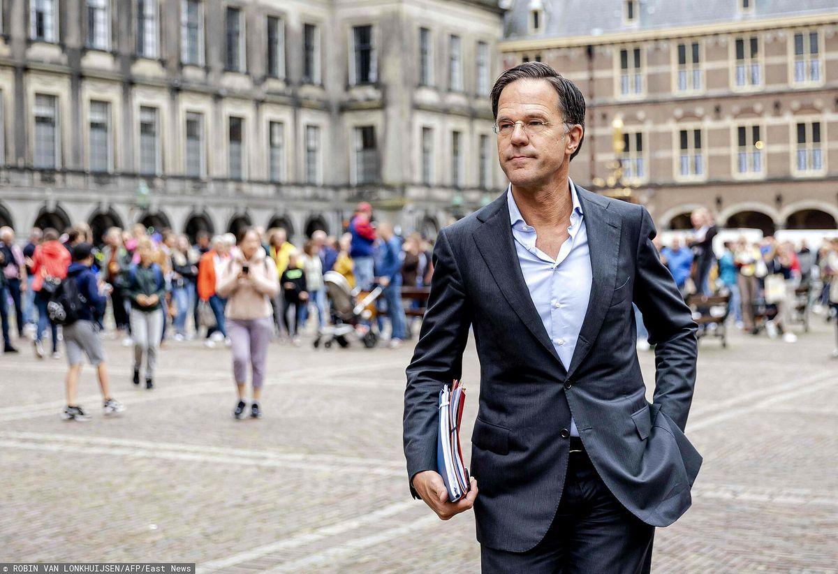 """Media: Plany zamachu na premiera Holandii. """"Realne zagrożenie"""""""