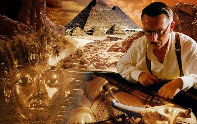 Wielcy badacze w grobowcach faraonów
