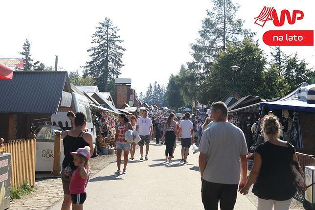 Ludzie oczekują w Zakopanem niższych cen niż w Warszawie