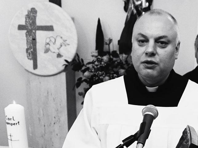 Nie żyje ksiądz Andrzej Dymer