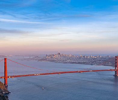 """Sławny amerykański most """"Golden Gate"""" zaczął wydawać tajemnicze dźwięki"""