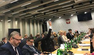 Obrady Komisji Ochrony Środowiska, Zasobów Naturalnych i Leśnictwa (OSZ) 8 stycznia 2020 roku