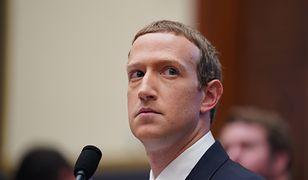 Mark Zuckerberg nie zmienia postawy, pomimo krytyki