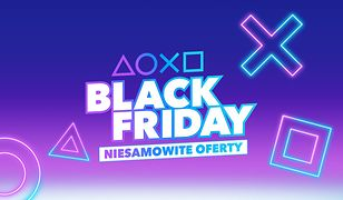 Ofert na Black Friday w PS Store