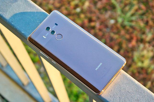 Huawei to trzeci największy sprzedawca smartfonów na świecie