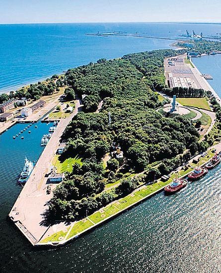 Unia Europejska pomoże chronić Polskę przed Bałtykiem