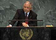 Prezydent Kaczyński otworzył nowojorską giełdę