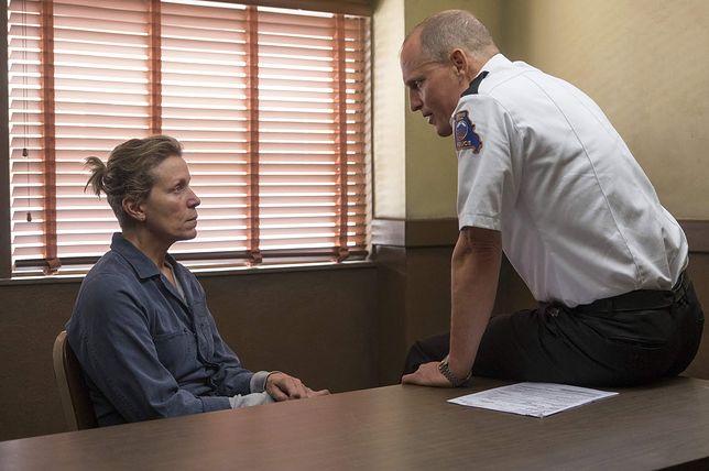 """Film """"Trzy billboardy za Ebbing, Missouri"""" zdobył aż 5 nagród z 9 nominacji"""
