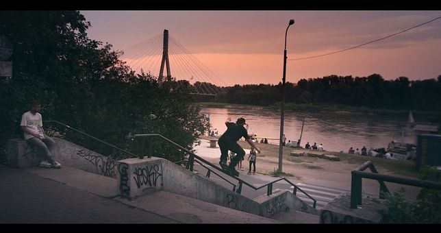 Warsaw Halla [WIDEO]