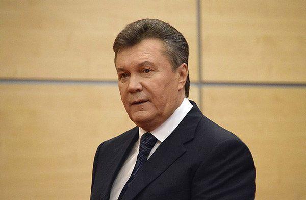 Interpol wydał list gończy za Wiktorem Janukowyczem