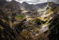 Najbardziej przerażające drogi w Europie. Tylko dla kierowców o mocnych nerwach