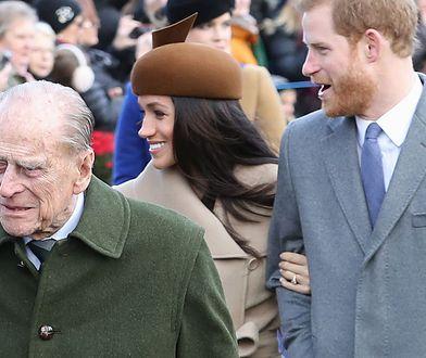 Książę Filip rozczarowany Meghan Markle. Nie tak to miało wyglądać